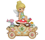 Precious Moments Disney Birthday Parade Tinke rBell Age 6 - C212937