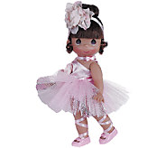 Precious Moments Ballerina Bliss Doll - C214037