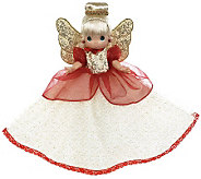 Precious Moments Christmas Blessings to You Vinyl Tree Topper - C213839
