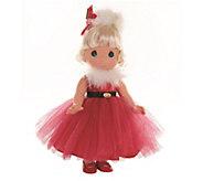 Precious Moments Santa Baby Doll - C214141