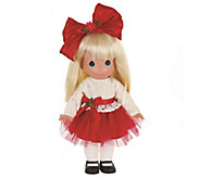 Precious Moments Krissie Kringle Doll - C214147