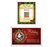 Christmas Stamp and Coin Set - C214149