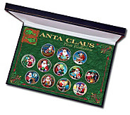 Santa Claus Coin Collection - C212153