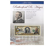 US Presidents Colorized $2 Bill Series - C27858
