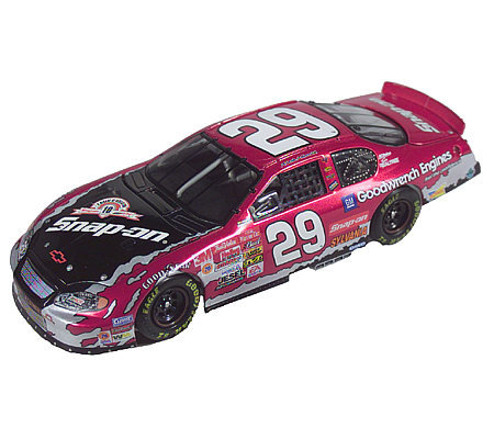 Kevin Harvick Snap-On #29 1:24 Scale Die-Cast Car