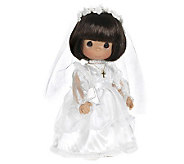 Precious Moments First Communion Doll - C211569