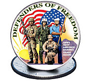 Defenders of Freedom Eisenhower Dollar - C213771