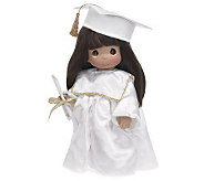 Precious Moments Graduation Doll - C211573
