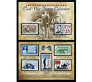 150th Anniversary Civil War Commemorative StampCollection - C213373