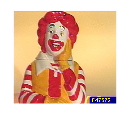 McDonald's Ronald McDonald Cookie Jar