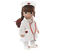 Precious Moments Loving Touch Nurse Doll - C211577
