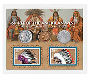 Spirit of the American West Coin & Stamp Collection - C213377