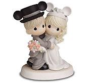 Precious Moments Disney Magically Ever After Figurine - C142980