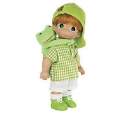 Precious Moments I Toadally Love You Boy Doll - C211581