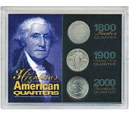 3 Centuries of American Quarters - C212883
