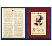Famous Speech Series GeorgeWashington First Inaugural Address - C213685