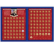 Americas Great Lincoln Penny Collection 1909-2011 - C213687