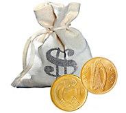 Bankers Bag of Lucky Irish Pennies - C214187