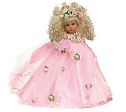 The Doll Maker Pretty As Can Be Blonde 12 Vinyl Doll - C213289