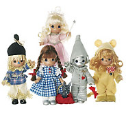 Precious Moments Home is Where the Heart Is Doll Set - C213791