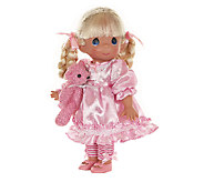 Precious Moments Sweet Sadie & Snuggles Doll - C214091