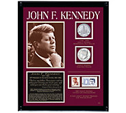 Kennedy Framed Tribute Collection - C214191