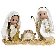 Precious Moments The First Christmas Doll Set - C213793