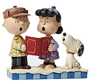 Jim Shore Charlie Brown, Lucy & Snoopy - C214099