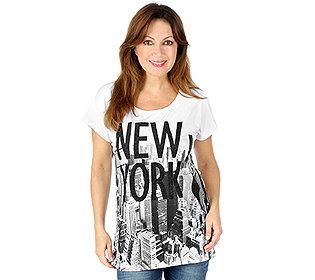 Shirt New York-Druck