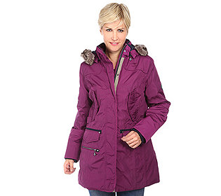 Damen-Jacke winddicht