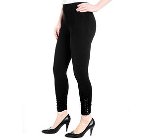 Leggings Pailletten