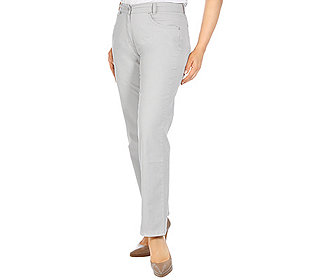 5-Pocket-Jeans konisch