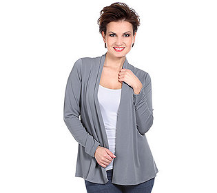 Cardigan offene Front
