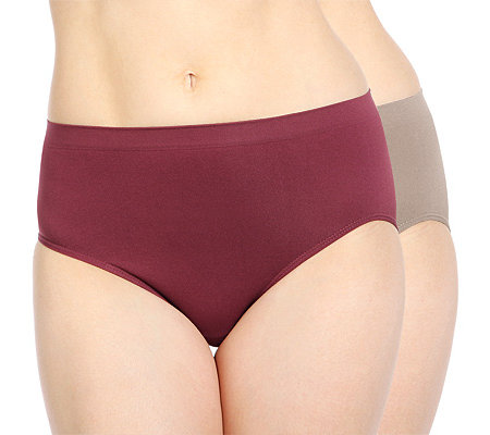 RHONDA SHEAR Mini-Slip Ahh Brief nahtlos 2er Pack