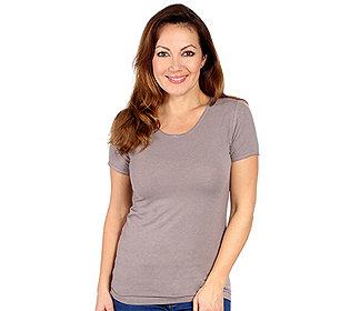 Damen-Shirt mit Litze