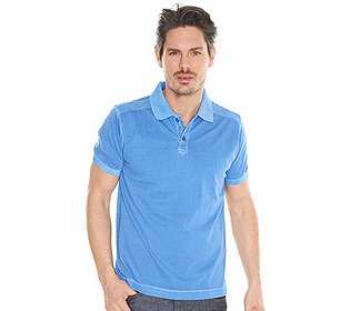 Herren-Shirt Polokragen