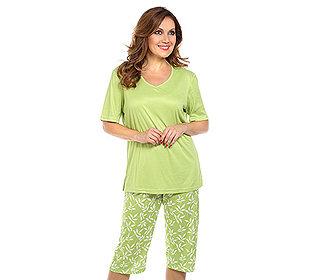 Pyjama Blätterdruck