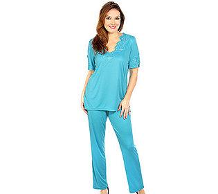 Pyjama Spitzendetails