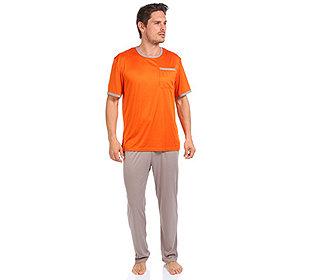 Pyjama Brusttasche