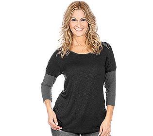 Shirt 2-in-1-Optik