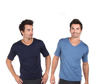 2 Mikrofaser-Shirts