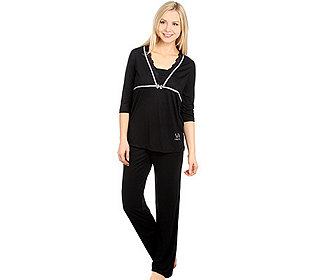 Damen-Pyjama Spitze