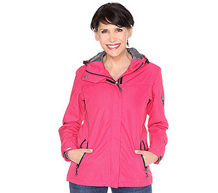 Outdoor-Jacke wasserdicht