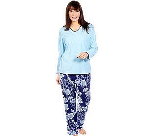 Pyjama Flanell Fleece