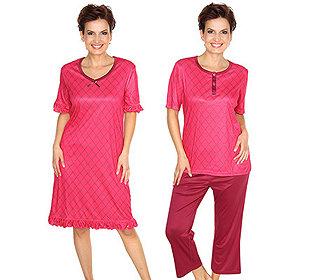 Pyjama & Nachthemd
