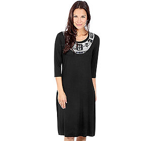 Kleid Pailletten