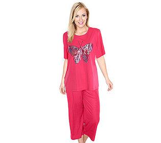Pyjama Pailettendetail
