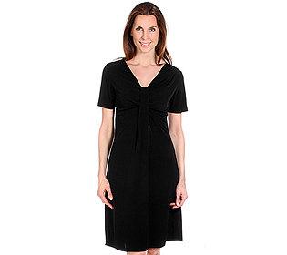 Kleid Raffdetails