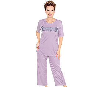 Pyjama Paillettendetail