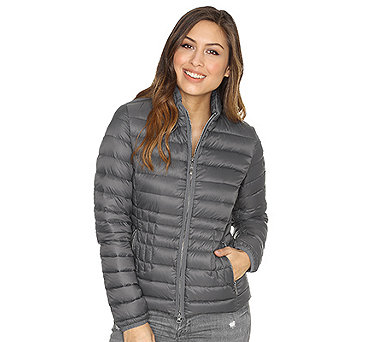 FRIEDA LOVES NYC Steppjacke Leichtdaune - 133730